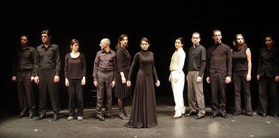 Los estudiantes opinan sobre la obra 'Lorca eran todos'